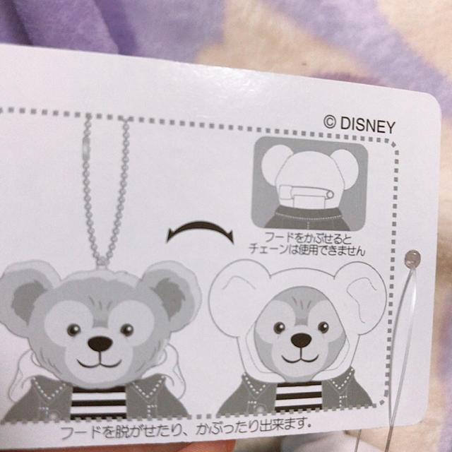 Disney(ディズニー)の新品ダッフィー ぬいぐるみバッジ② スプリング エンタメ/ホビーのおもちゃ/ぬいぐるみ(ぬいぐるみ)の商品写真