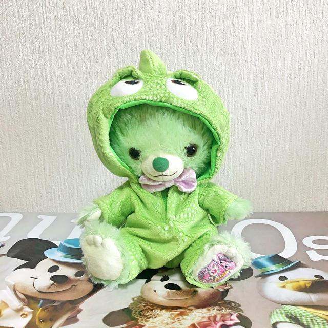 Disney(ディズニー)のパスカル フロイント ラプンツェル ユニベアシティ ぬいぐるみ ディズニー エンタメ/ホビーのおもちゃ/ぬいぐるみ(ぬいぐるみ)の商品写真