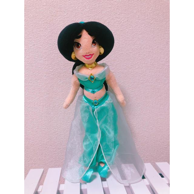 Disney(ディズニー)のジャスミン エンタメ/ホビーのおもちゃ/ぬいぐるみ(キャラクターグッズ)の商品写真