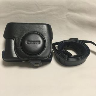 Canon - キャノン カメラケース  G15 G16 用 ブラック PSC-G2BK