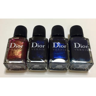 クリスチャンディオール(Christian Dior)のディオール ヴェルニ(マニキュア)