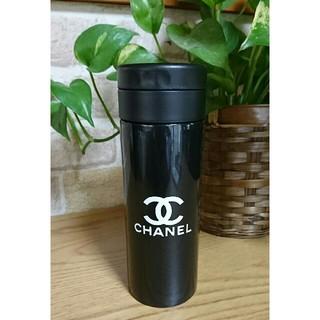 シャネル(CHANEL)のロゴ*ステンレスボトル350ml(タンブラー)
