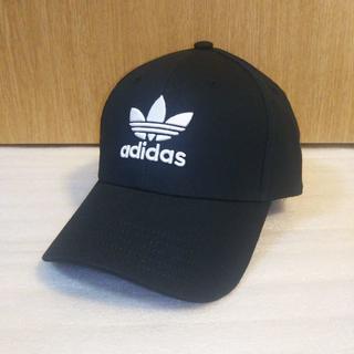 アディダス(adidas)の【新品】 adidas originals アディダスオリジナルス キャップ 黒(キャップ)