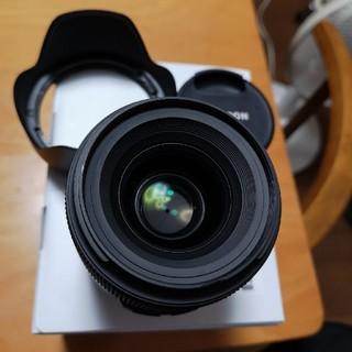 タムロン(TAMRON)のtamron sp 35mm f1.8 タムロン(レンズ(単焦点))