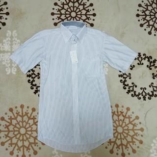 シマムラ(しまむら)の新品!ストライプカットソー(Tシャツ/カットソー(半袖/袖なし))