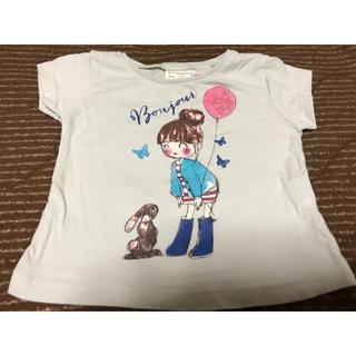 ザラキッズ(ZARA KIDS)のZARA Tシャツ(Tシャツ(半袖/袖なし))