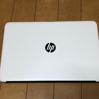 ヒューレットパッカード(HP)のHP 15-ba000 ノートPC(値下げしました)(ノートPC)