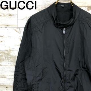 e6db70a5f5ed グッチ(Gucci)のGUCCI(グッチ) ナイロンジャケット ライダース型 46 ショート丈