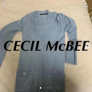 セシルマクビー(CECIL McBEE)のセシルマクビー(チェスターコート)