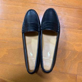ラルフローレン(Ralph Lauren)のポロ ラルフローレン  ローファー  日本製  23.5cm(ローファー/革靴)