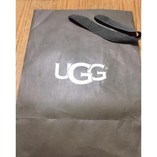 アグ(UGG)のUGGの袋(ショップ袋)