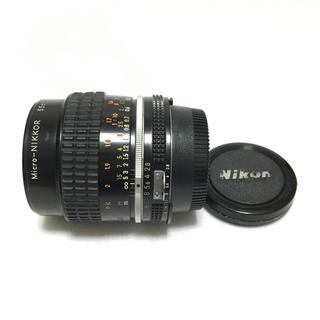 Nikon - Nikon ニコン Ai Micro Nikkor 55mm F2.8 s