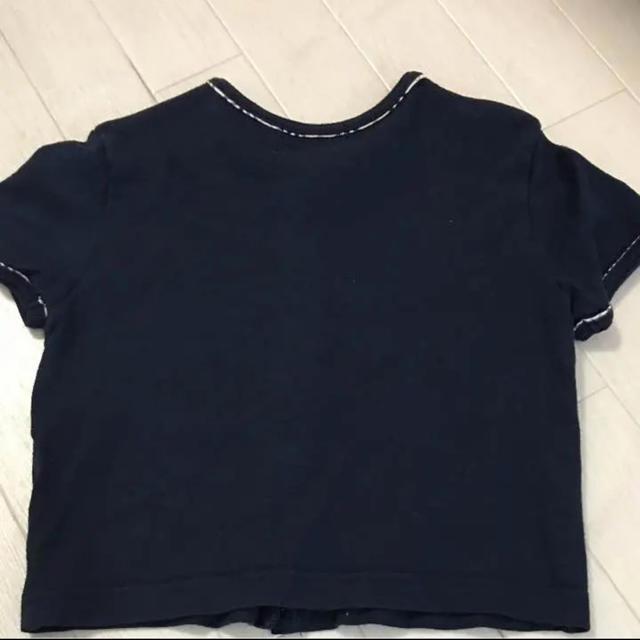 BURBERRY(バーバリー)のバーバリー カーディガン 110 キッズ/ベビー/マタニティのキッズ服 女の子用(90cm~)(カーディガン)の商品写真