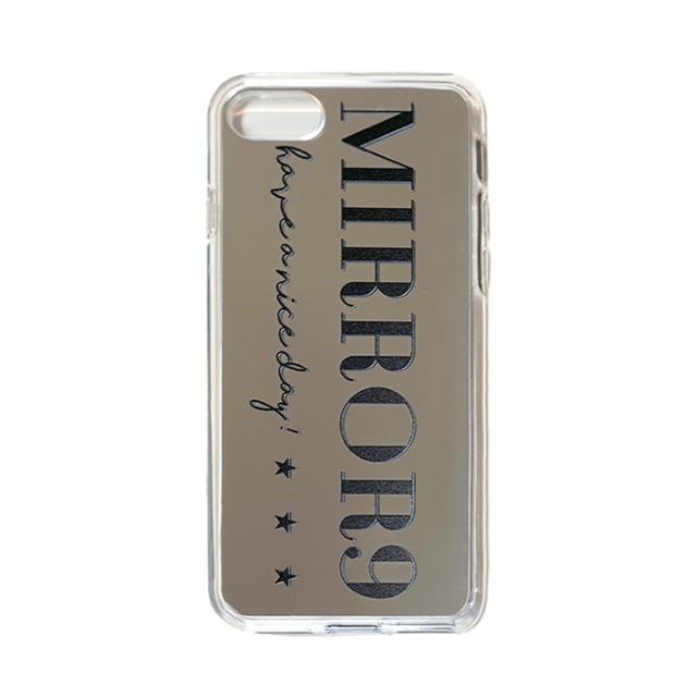 ミラーナイン 、iPhoneケースの通販