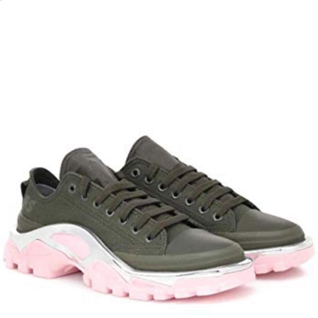 RAF SIMONS(ラフシモンズ)のADIDAS RAF SIMONS DETROIT RUNNER  メンズの靴/シューズ(スニーカー)の商品写真