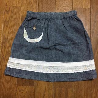 ビケット(Biquette)のBiquette スカート 100cm(スカート)