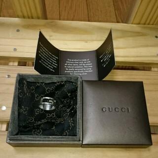 グッチ(Gucci)の20日までお取り置きです❤(リング(指輪))