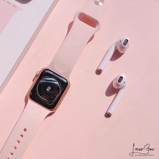 Apple - アップルウォッチ4 GPS 40mm ゴールド 未開封品