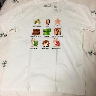 バンダイ(BANDAI)のTシャツ スーパーマリオ マリオ集合 バンダイ(Tシャツ/カットソー(半袖/袖なし))