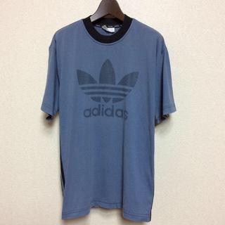 アディダス(adidas)のadidasドットロゴプリントTee (Tシャツ/カットソー(半袖/袖なし))