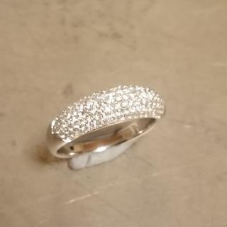 ダイヤモンドパヴェリング 15号(リング(指輪))