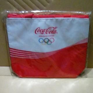 コカコーラ(コカ・コーラ)のコカ・コーラ トート型クーラーバッグ (ノベルティグッズ)