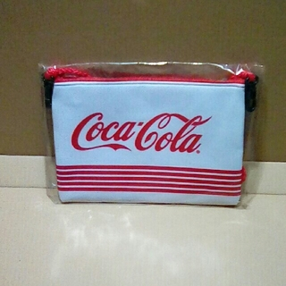 コカコーラ(コカ・コーラ)のコカ・コーラ ミニバッグ(ノベルティグッズ)