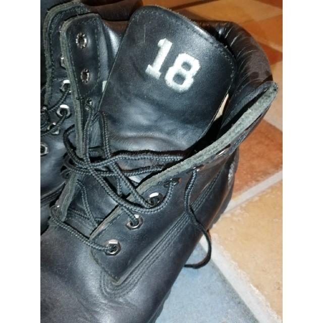 Timberland(ティンバーランド)のティンバーランド ブーツ オーダーメイド 27㎝ メンズの靴/シューズ(ブーツ)の商品写真