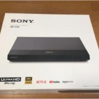 ソニー(SONY)のソニー SONY Ultra HDブルーレイプレーヤー UBP-X700 (ブルーレイプレイヤー)
