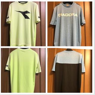 ディアドラ(DIADORA)のディアドラ メンズシャツ L 2枚セット(ウェア)