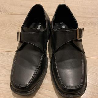 コムサイズム(COMME CA ISM)のコムサ  キッズ革靴(フォーマルシューズ)
