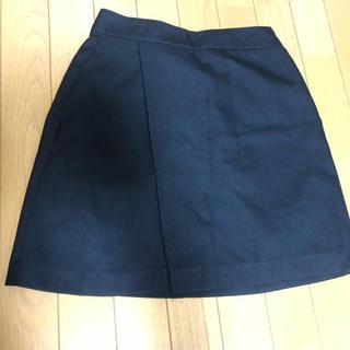 ローリーズファーム(LOWRYS FARM)の黒スカート LOWRYS FARM(ミニスカート)