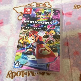 ニンテンドースイッチ(Nintendo Switch)のswitch マリオカート8(家庭用ゲームソフト)
