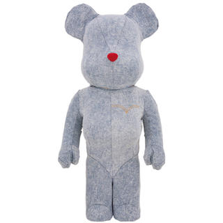 MEDICOM TOY - BE@RBRICK Levi's 1000% 限定501体 おまけ