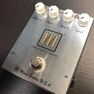 Miura guitars M2 compressor/limiter