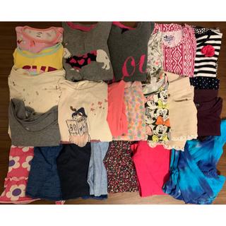 ザラキッズ(ZARA KIDS)の120cm 女児 ガールズ 普段着 まとめ売り 7歳 8歳(ワンピース)