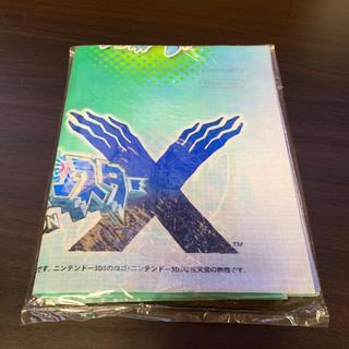 ポケモン(ポケモン)のポケモンXレジャーシート(その他)
