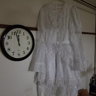 白夜のドレス《輝夜蓬莱》(ウェディングドレス)