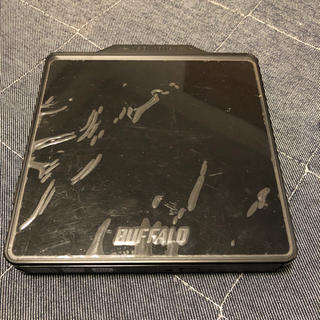 Buffalo - BUFFALO DVDドライブ
