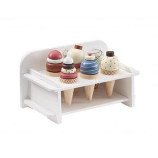 イケア(IKEA)のkidsconcept アイスクリームセット キッズコンセプト(知育玩具)