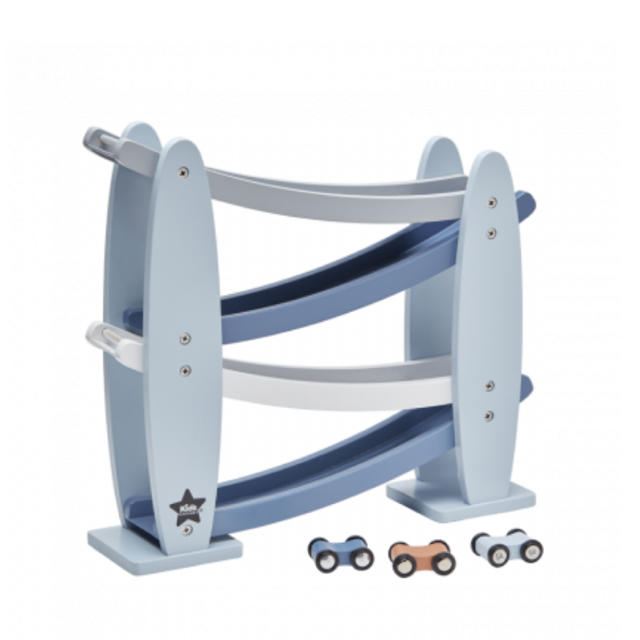 IKEA(イケア)のkidsconcept カーコースター キッズコンセプト キッズ/ベビー/マタニティのおもちゃ(知育玩具)の商品写真