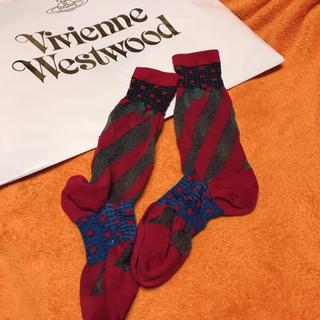 ヴィヴィアンウエストウッド(Vivienne Westwood)のVivienneWestwood ソックス(ソックス)