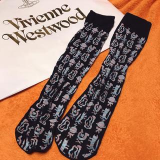 ヴィヴィアンウエストウッド(Vivienne Westwood)のVivienneWestwood 靴下(ソックス)