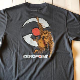 モンベル(mont bell)のWIC.Tシャツ ゼロポイント オランウータン(Tシャツ(半袖/袖なし))