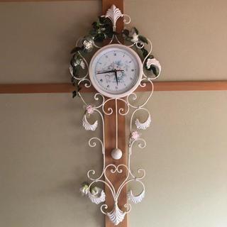フランフラン(Francfranc)の掛時計 アンティーク(掛時計/柱時計)
