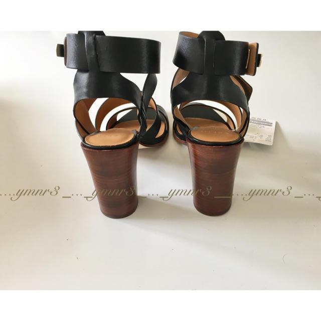 DEUXIEME CLASSE(ドゥーズィエムクラス)のDeuxieme Classe AERIN アーリン  追加確認画像 レディースの靴/シューズ(サンダル)の商品写真