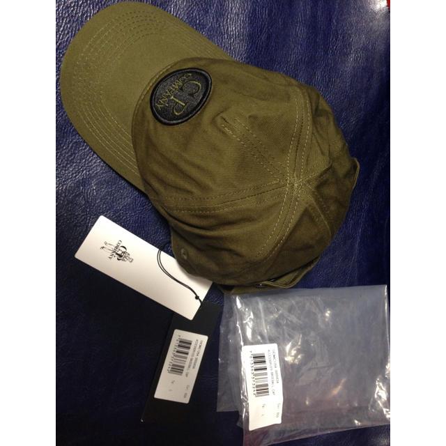 C.P. Company(シーピーカンパニー)のC.P.company 希少 ゴーグル キャップ Lサイズ 新品 メンズの帽子(キャップ)の商品写真