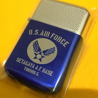 ジッポー(ZIPPO)のUS AIR FORCE 世田谷ベース正式装備品 オリジナルオイルライター 新品(タバコグッズ)