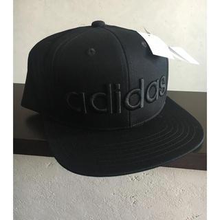 アディダス(adidas)の♡アディダス♡キッズ 新品タグ付き♡(帽子)