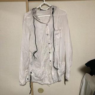 ルグランブルー(LGB)のkmrii シャツ フード付き パーカー(パーカー)